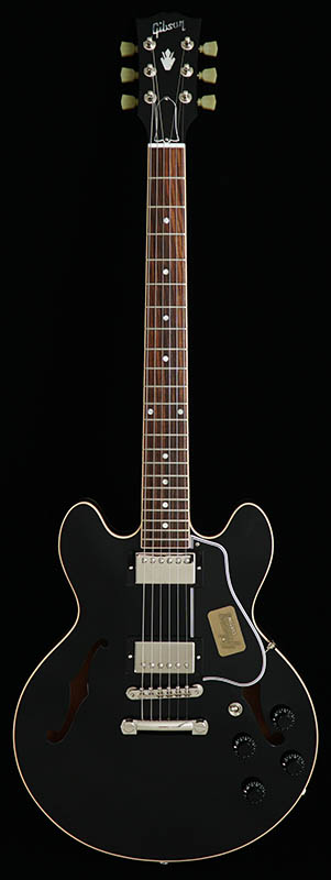 Gibson CUSTOM SHOP Custom Collection CS-336/Ebony 【特価】