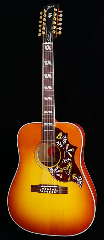 Gibson Limited Edition Hummingbird 12 Strings (Heritage Cherry Sunburst) 【特価】