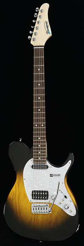 Providence Guitar aH-102TRSC (YHS/イエローホライゾンサンバースト) 【PGC-OTHERS】