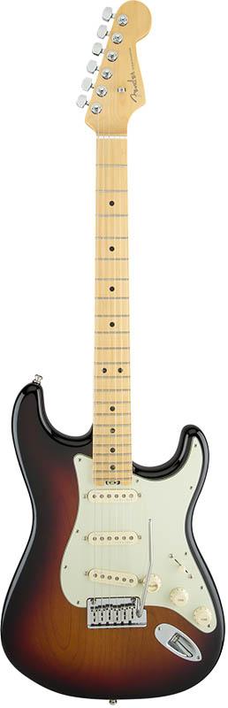 Fender American Elite Stratocaster (3-Color Sunburst/Maple) [Made In USA] 【大幅プライスダウン!】 【ikbp5】