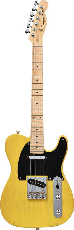 Compact Guitar CTL-50s (BBD/M) [本格派スモールサイズ・エレキギターの決定版!コンパクトギター!] 【新製品ギター】