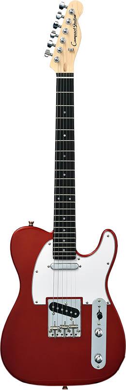Compact Guitar CTL-60s (CAR/R) [本格派スモールサイズ・エレキギターの決定版!コンパクトギター!] 【新製品ギター】