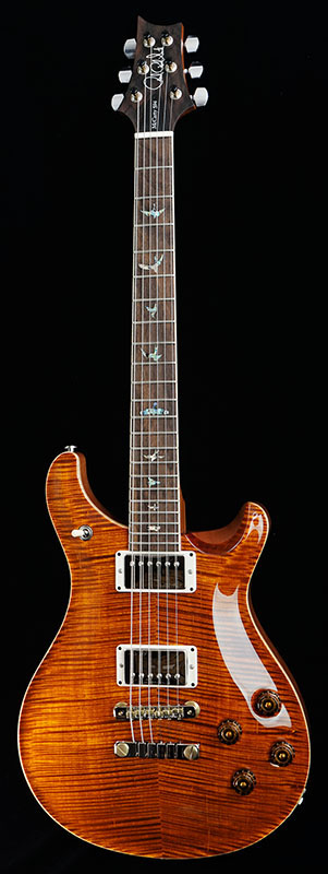 P.R.S. Wood Library McCarty 594 Brazilian Rosewood FB Yellow Tiger #233945