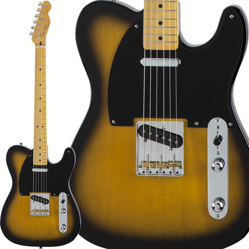 Fender Traditional 50s Telecaster (2-Color Sunburst) [Made in Japan] 【ikbp5】