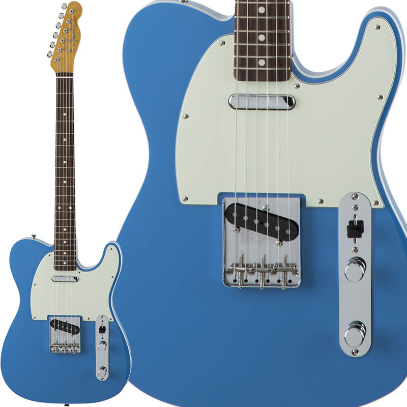 Fender Traditional 60s Telecaster Custom (Calfornia Blue) [Made in Japan] 【ikbp5】