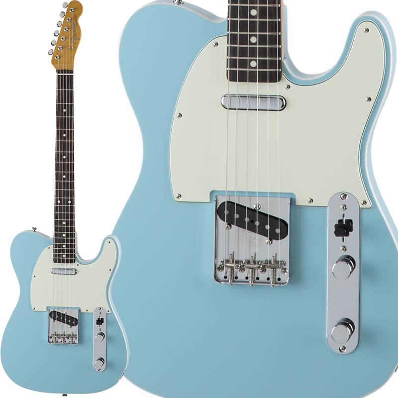Fender Traditional 60s Telecaster Custom (Daphne Blue) [Made in Japan] 【ikbp5】