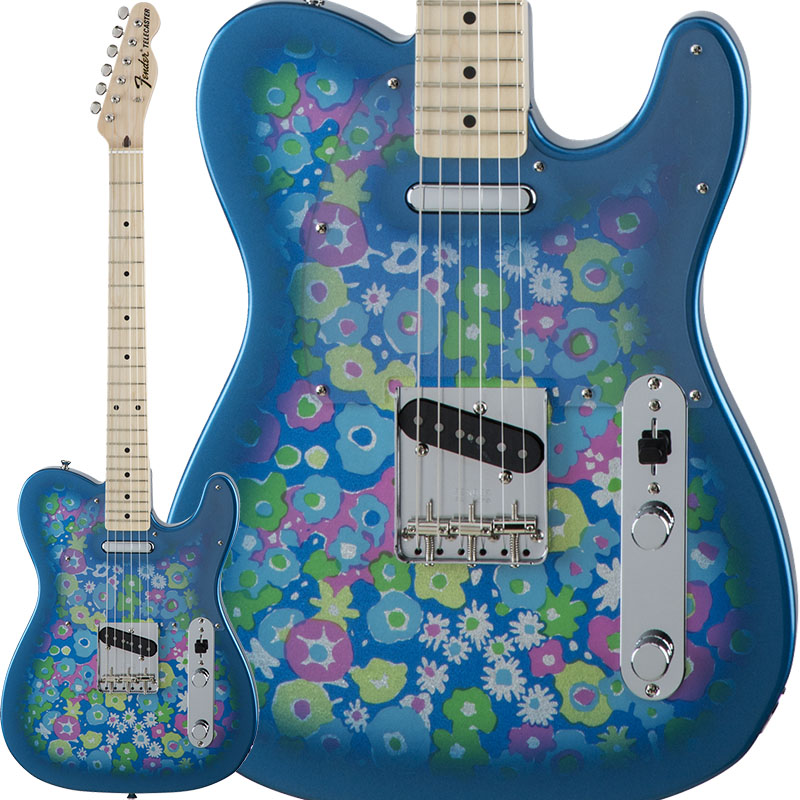 Fender Traditional '69 Telecaster (Blue Flower) [Made in Japan] 【ikbp5】