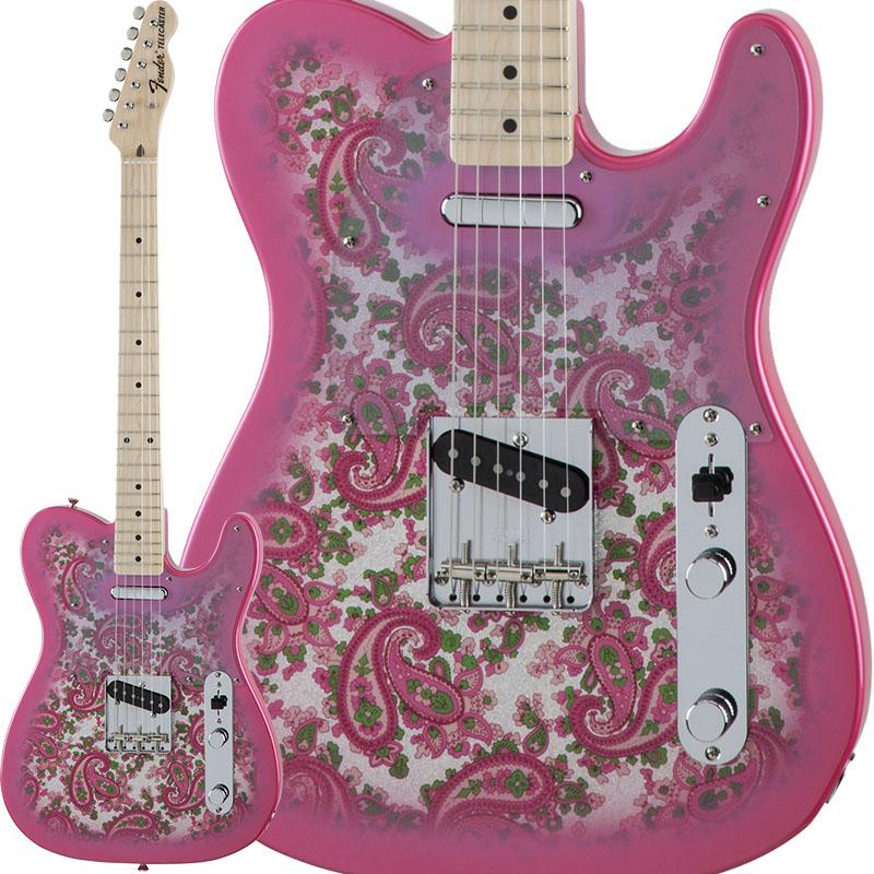 Fender Traditional '69 Telecaster (Pink Paisley) [Made in Japan] 【ikbp5】
