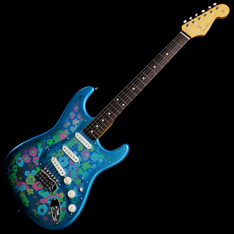 Fender Traditional 60s Stratocaster (Blue Flower) [Made in Japan] 【生産完了特価】
