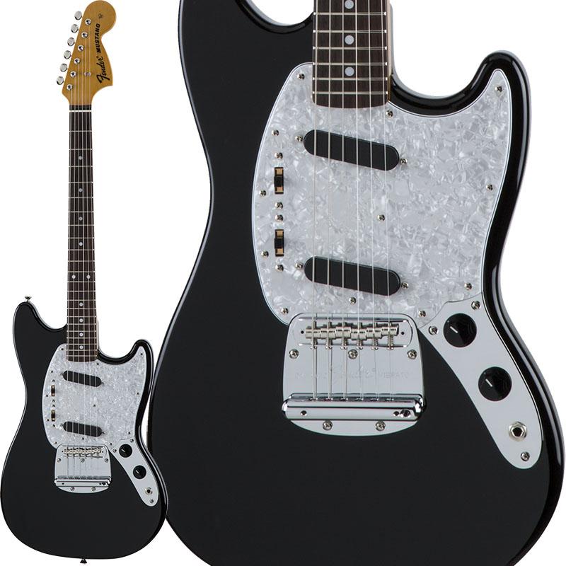 Fender Traditional 70s Mustang (Black) [Made in Japan] 【生産完了特価】