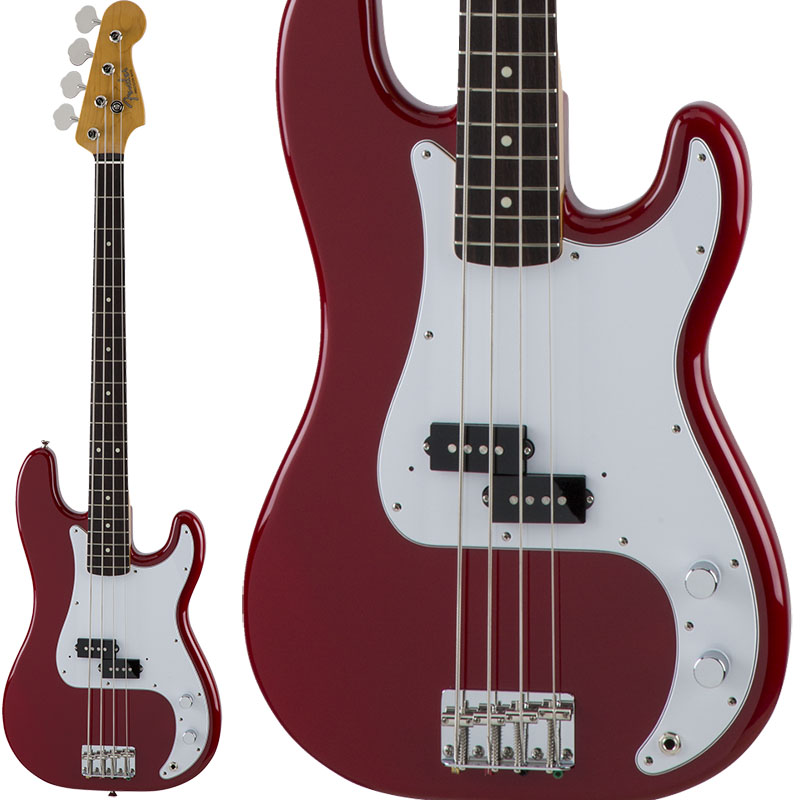 Fender Traditional 60s Precision Bass (Torino Red) [Made in Japan] 【ikbp5】