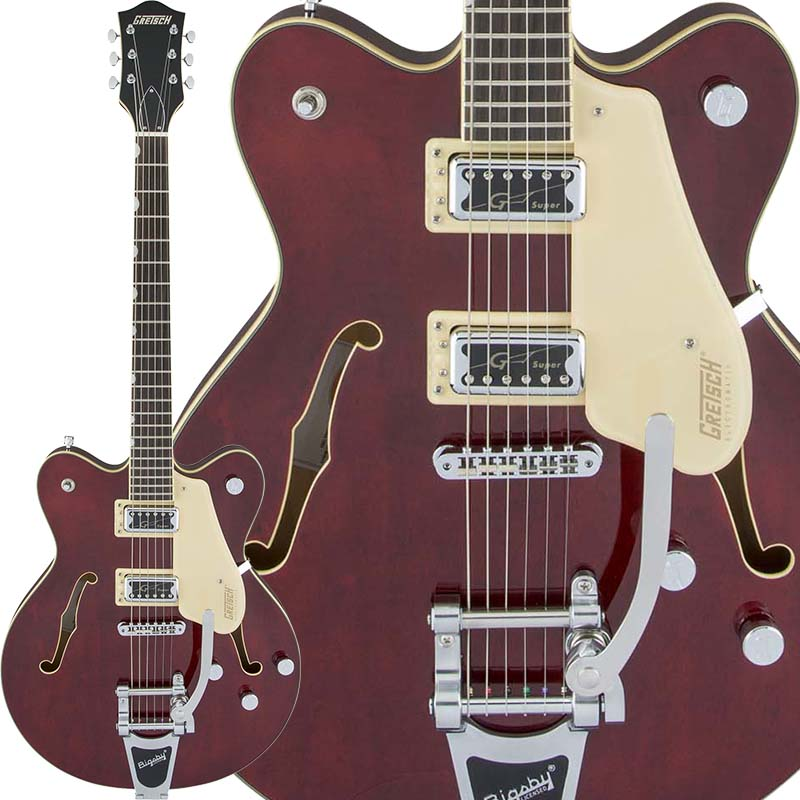 GRETSCH Electromatic Collection G5622T Electromatic Center Block Double-Cut with Bigsby (Walnut)
