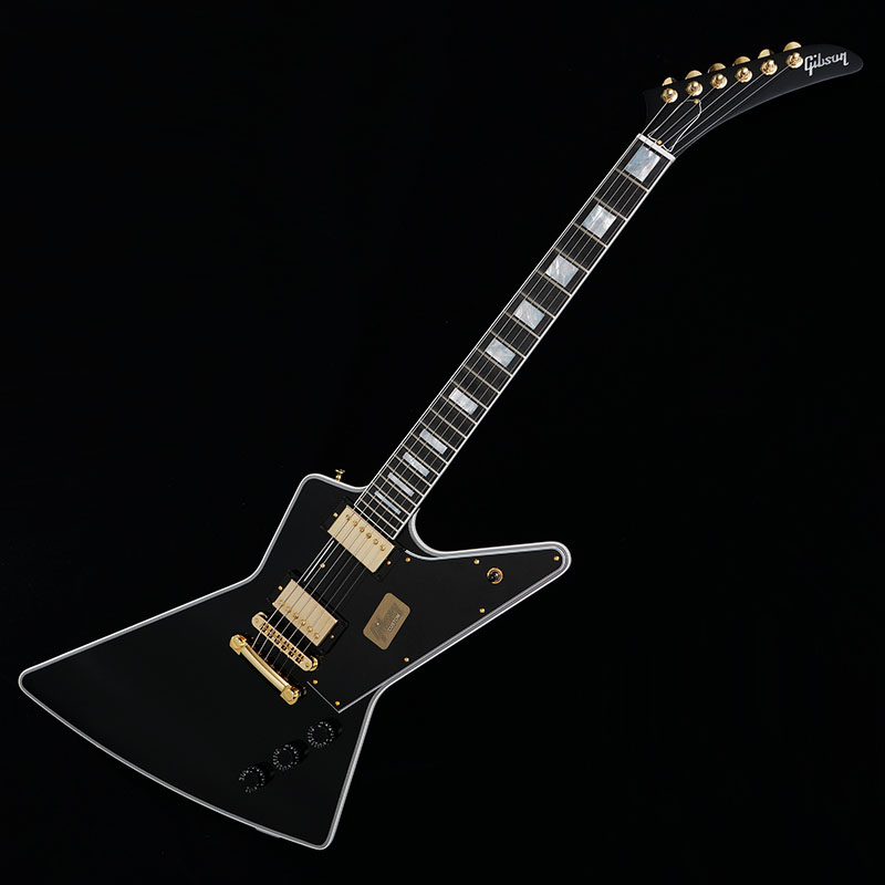 Gibson Custom Shop Limited Run Explorer Custom/Ebony 【ikbp5】