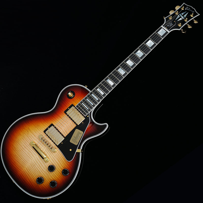 Gibson CUSTOM SHOP Les Paul Custom Figured (Sedona Burst) [#CS701314] 【特価】