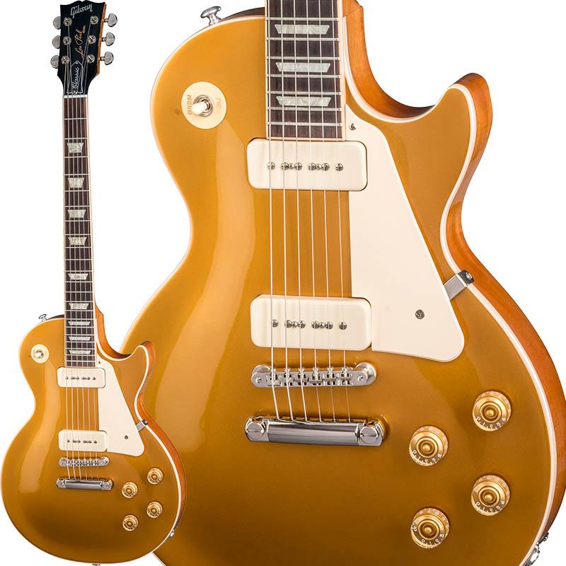 Gibson Les Paul Classic 2018 (Gold Top) 【ギブソン純正アクセサリーパック・プレゼント!】 【ikbp5】