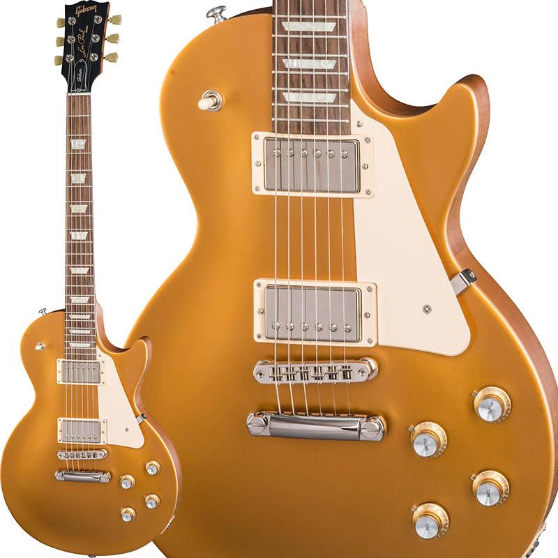 Gibson Les Paul Tribute 2018 (Satin Gold Top) 【ギブソン純正アクセサリーパック・プレゼント!】 【ikbp5】