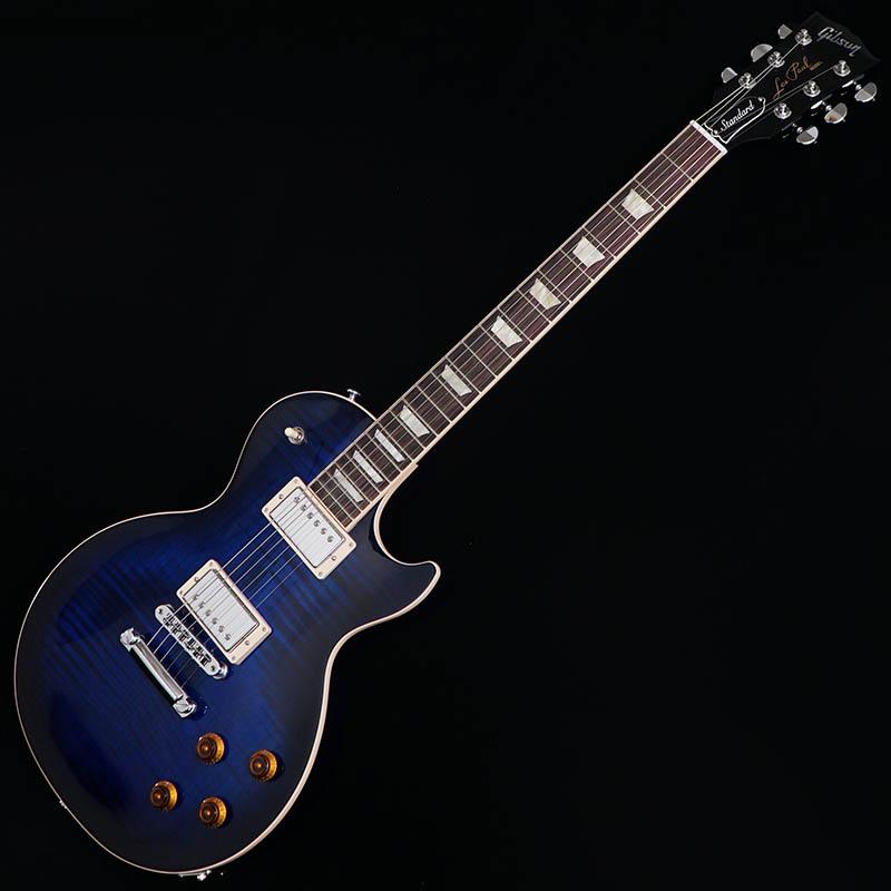 Gibson Les Paul Standard 2018 (Cobalt Burst) #180000466 【3.87kgの軽量個体!オススメです!】 【ギブソン純正アクセサリーパック・プレゼント!】 【ikbp5】