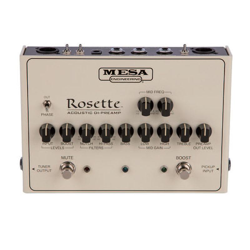 Mesa/Boogie Rosette [Acoustic DI-Preamp]