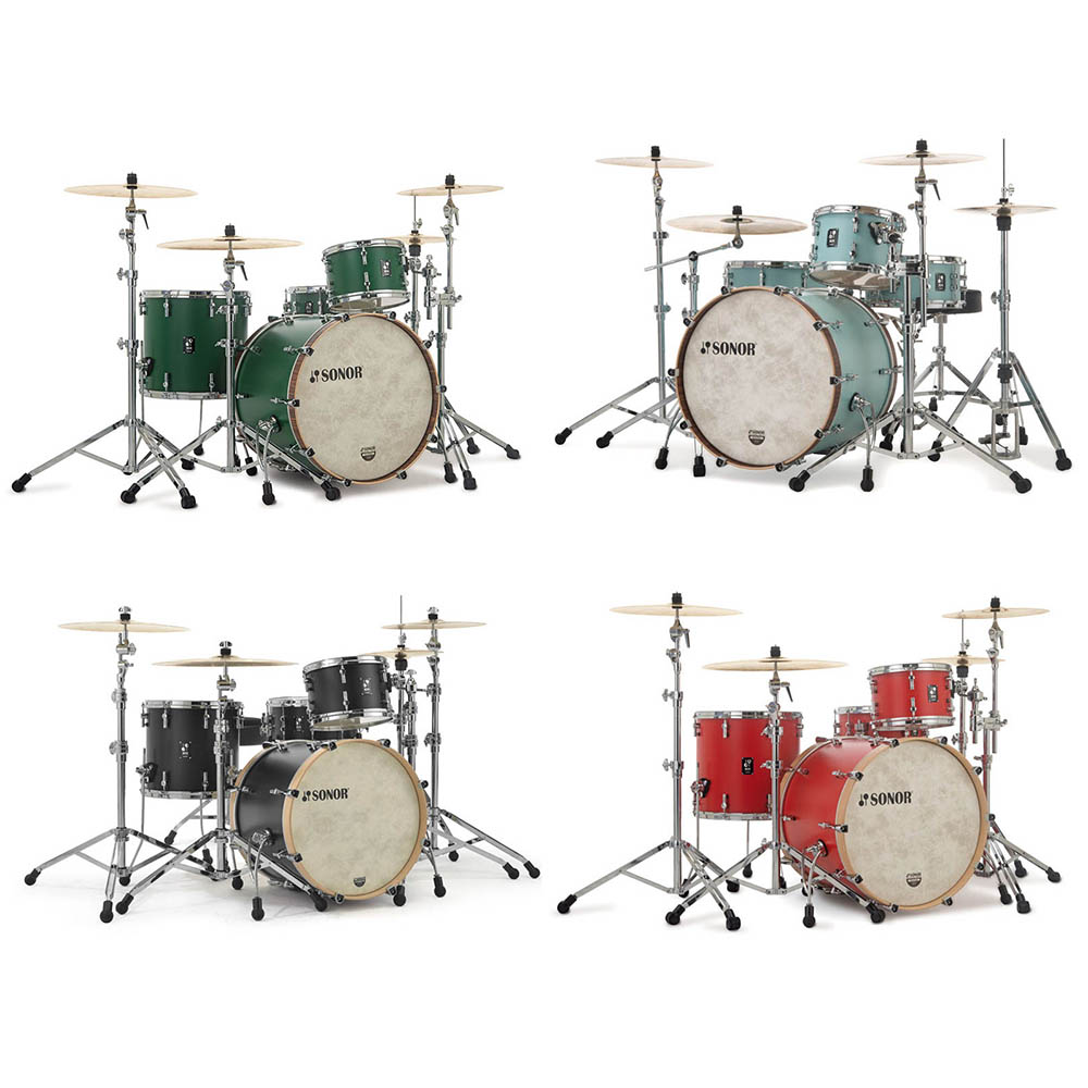 SONOR SQ1-320 [SQ1 Series / 20BD Shell Set (20BD・12TT・14FT)]