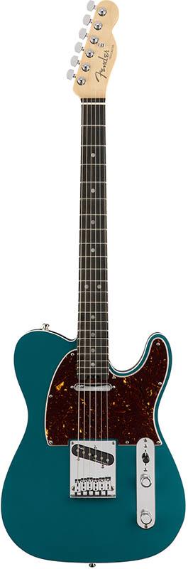 Fender American Elite Telecaster (Ocean Turquoise/Ebony) [Made In USA] 【ikbp5】