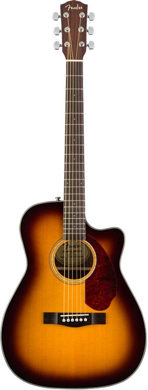 Fender Acoustics CC-140SCE (SB) 【ikbp5】