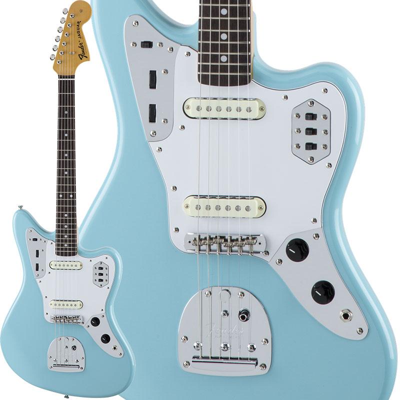 Fender Traditional 60s Jaguar (Daphne Blue) [Made in Japan] 【ikbp5】