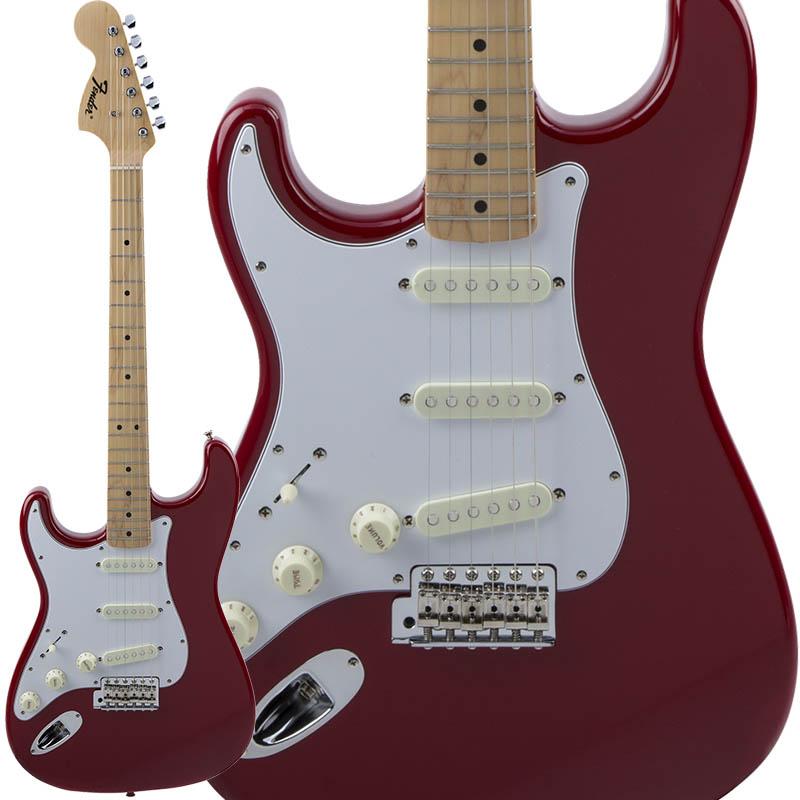 Fender Traditional '68 Stratocaster Left-Hand (Torino Red) [Made in Japan] 【ikbp5】