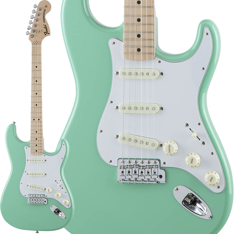 Fender Traditional 70s Stratocaster (Surf Green/Maple) [Made in Japan] 【生産完了特価】