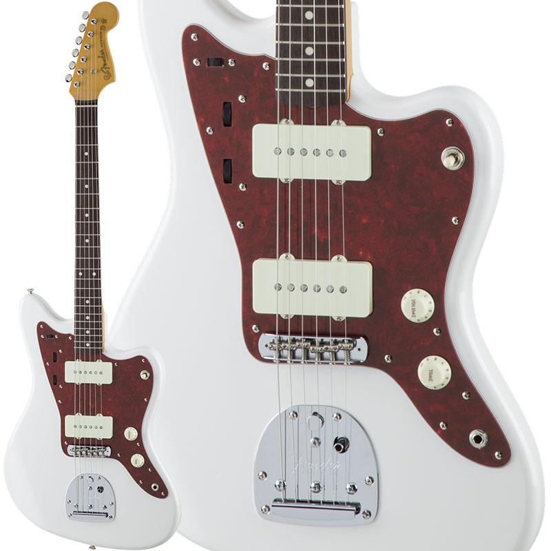 Fender Traditional 60s Jazzmaster (Arctic White) [Made in Japan] 【ikbp5】