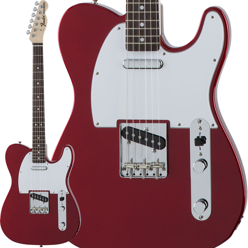 Fender Traditional 70s Telecaster Ash (Candy Apple Red/Rosewood) [Made in Japan] 【生産完了特価】