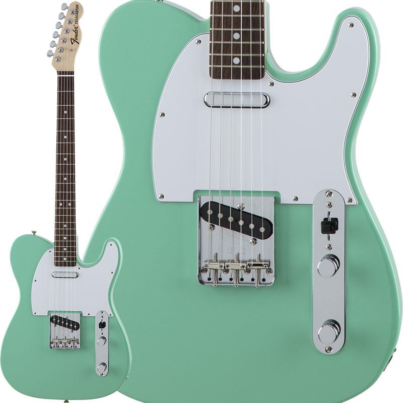 Fender Traditional 70s Telecaster Ash (Surf Green/Rosewood) [Made in Japan] 【生産完了特価】