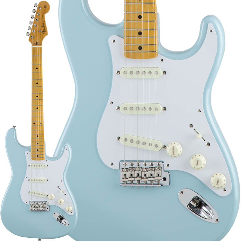 Fender Traditional 50s Stratocaster (Sonic Blue) [Made in Japan] 【ikbp5】