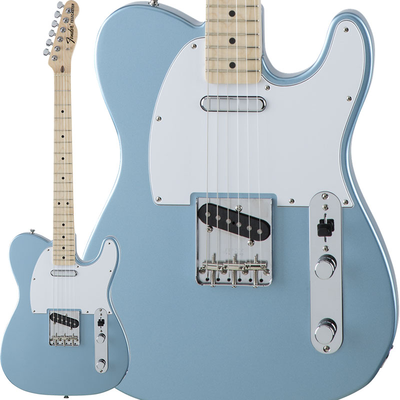 Fender Traditional 70s Telecaster Ash (Blue Ice Metallic/Maple) [Made in Japan] 【ikbp5】