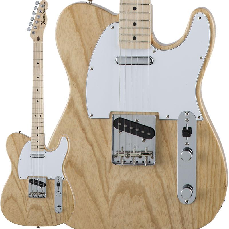 Fender Traditional 70s Telecaster Ash (Natural/Maple) [Made in Japan] 【ikbp5】