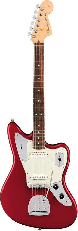 Fender American Professional Jaguar (Candy Apple Red/Rosewood) [Made In USA] 【ikbp5】