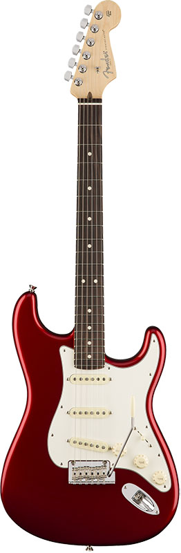 Fender American Professional Stratocaster (Candy Apple Red/Rosewood) [Made In USA] 【ikbp5】