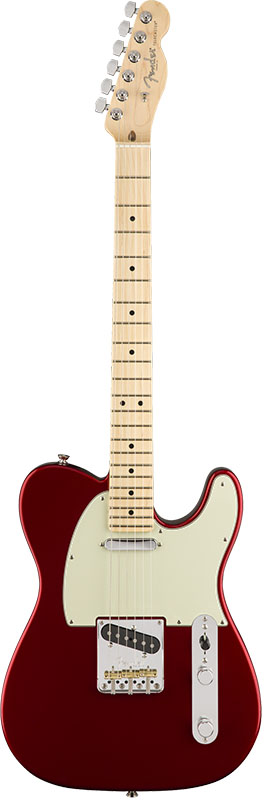 Fender American Professional Telecaster (Candy Apple Red/Maple) [Made In USA] 【ikbp5】