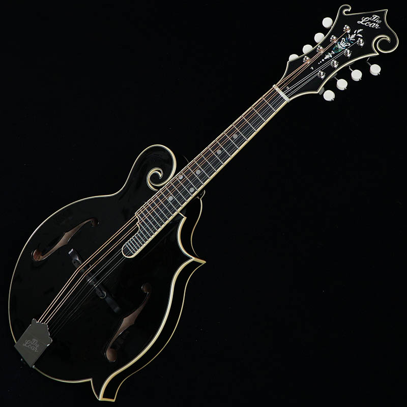 The Loar LM-600 BLK