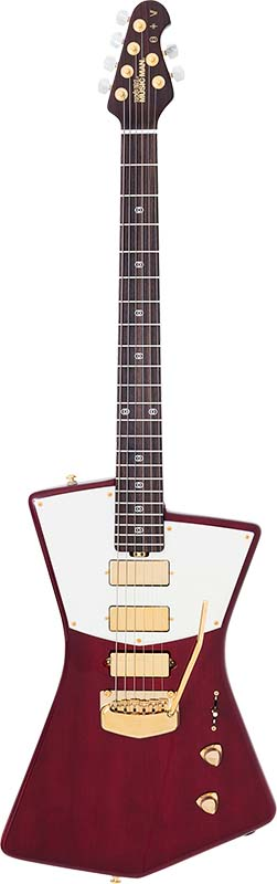 MUSICMAN St. Vincent (Heritage Red)