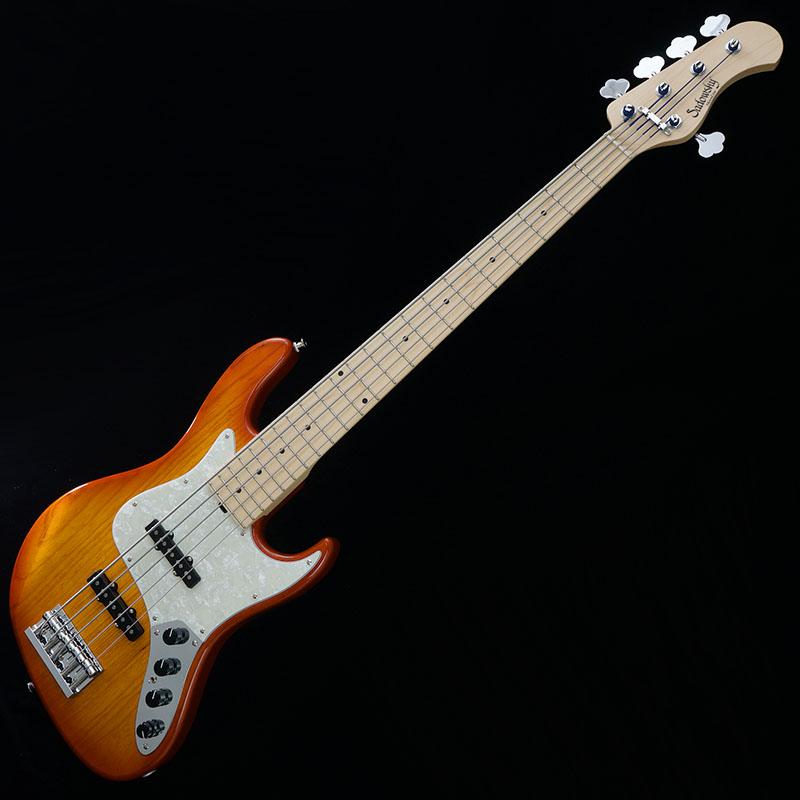 Sadowsky Guitars Ikebe Original MV5-WL LE (Caramel Burst) 【期間限定Porta Bagグレードアップキャンペーン】