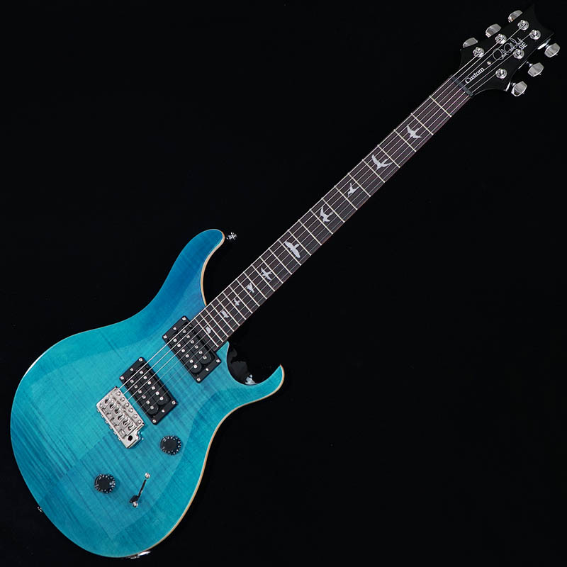 P.R.S. Japan Limited SE CUSTOM 24 Bird Inlay [Beveled Maple Top] (Sapphire)