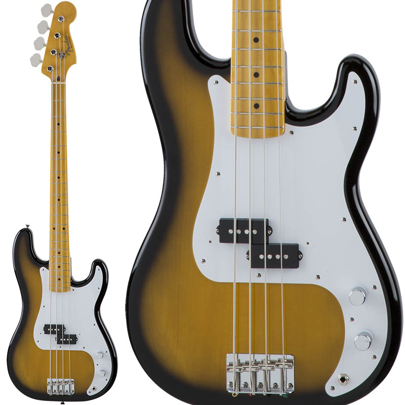 Fender Traditional 50s Precision Bass (2-Color Sunburst) [Made in Japan] 【ikbp5】