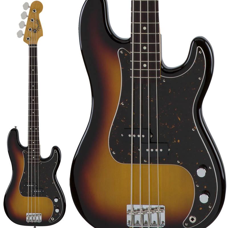 Fender Traditional 60s Precision Bass (3-Color Sunburst) [Made in Japan] 【ikbp5】