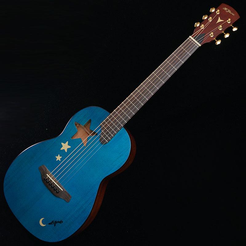"K.Yairi IKEBE ORIGINAL COMPACT GUITAR Nocturne ""STAR"" (BL)"