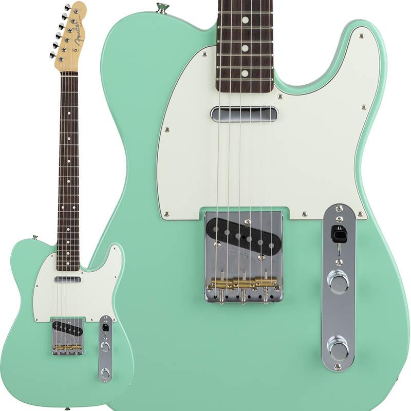 Fender Made in Japan Hybrid 60s Telecaster (Surf Green) [Made in Japan] 【ikbp5】