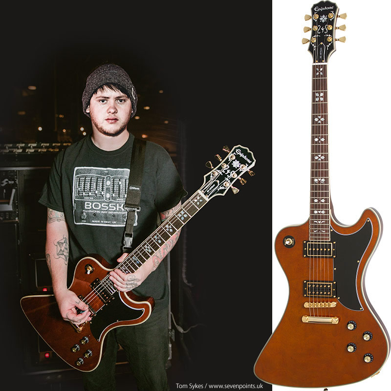 Epiphone by Gibson Limited Edition Lee Malia RD Custom Artisan Outfit 【限定タイムセール】