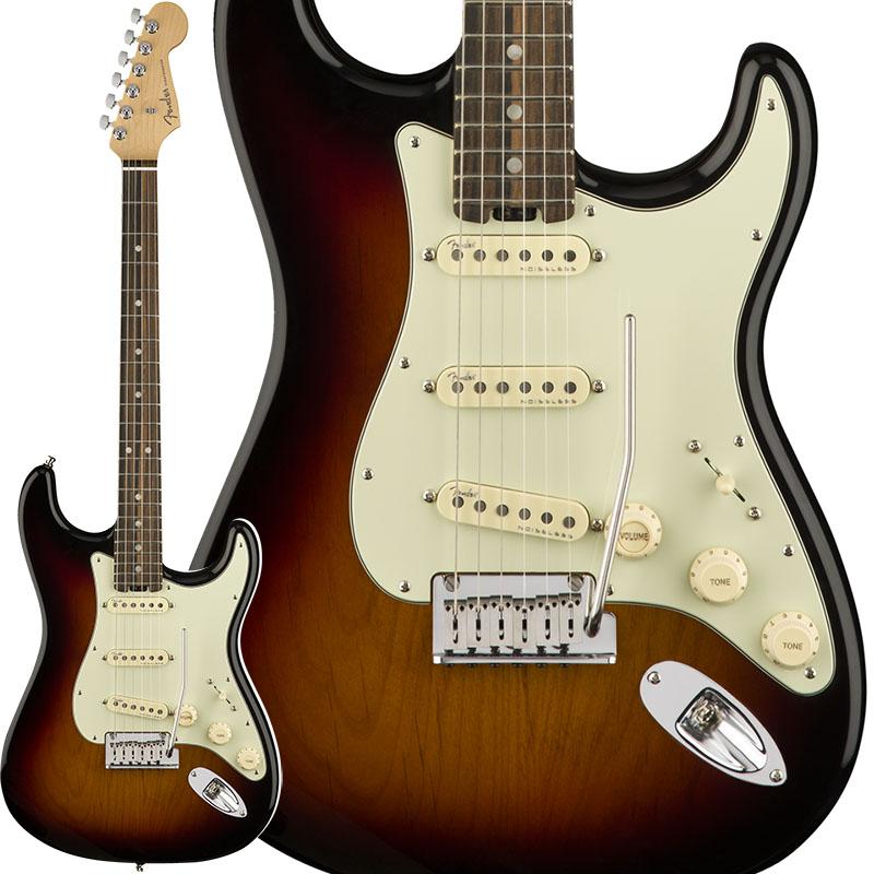 Fender American Elite Stratocaster (3-Color Sunburst/Ebony) [Made In USA] 【大幅プライスダウン!】 【ikbp5】