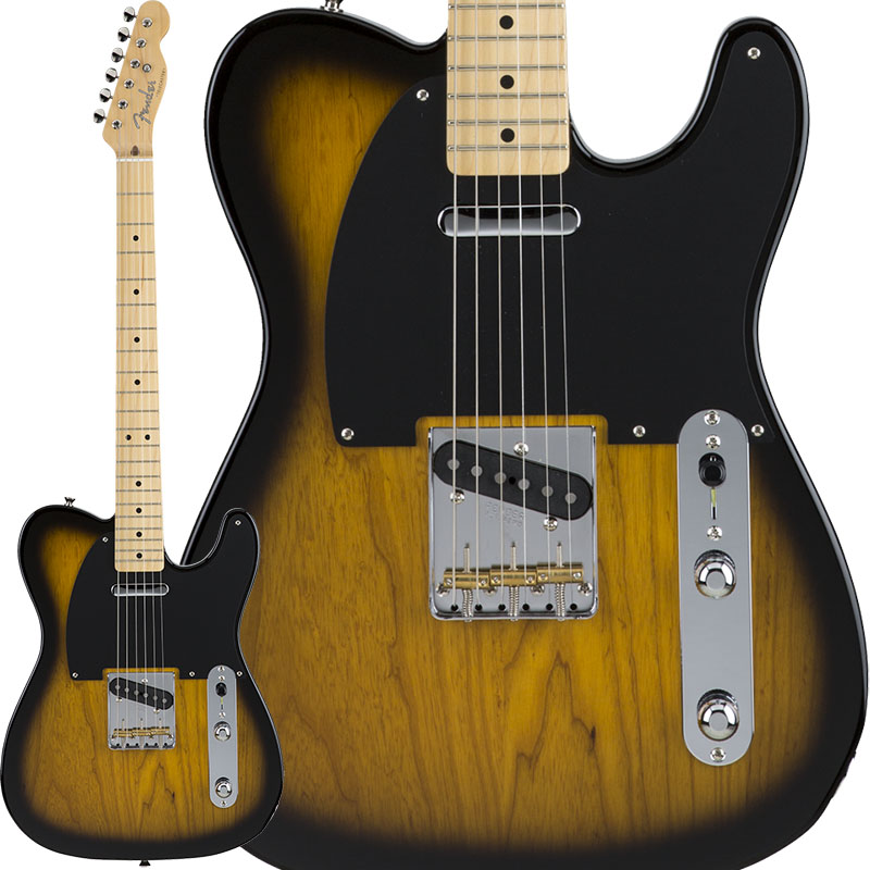 Fender Made in Japan Hybrid 50s Telecaster (2-Color Sunburst) [Made in Japan] 【ikbp5】