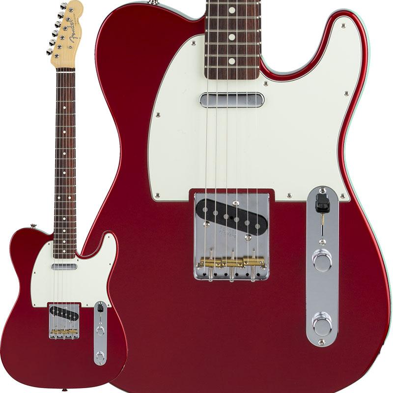 Fender Made in Japan Hybrid 60s Telecaster (Candy Apple Red) [Made in Japan] 【ikbp5】