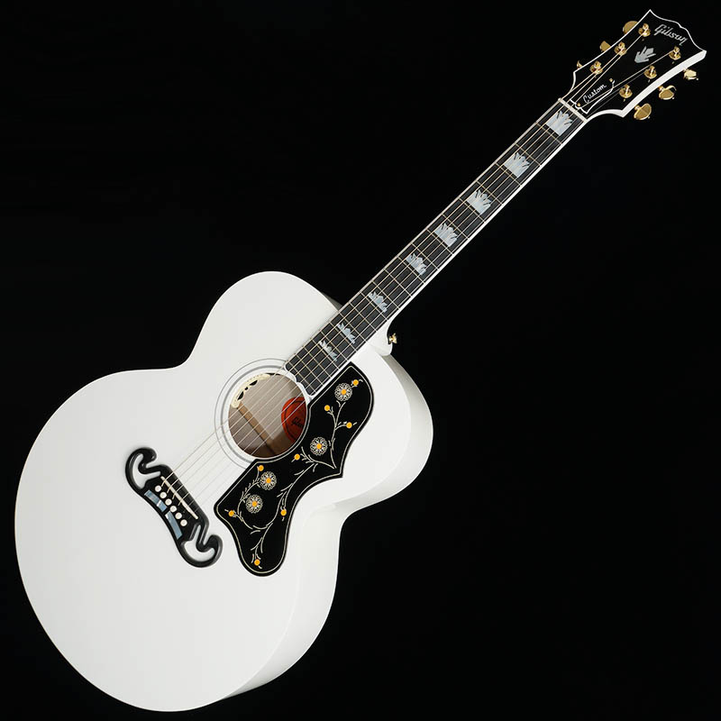 Gibson Limited Edition SJ-200 White 【特価】